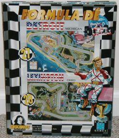 Formula Dé Circuits 27 - 30: USA Track Pack #2
