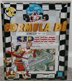 Formula Dé Circuits 31 & 32: Zhuhai & Sepang