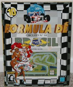 Formula Dé Circuits 9 & 10: Estoril & Interlagos