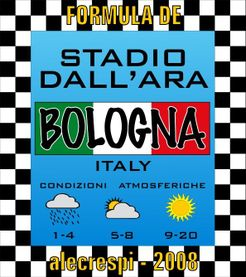 Formula Dé: ITALY SERIES – Bologna Stadio Dall'Ara