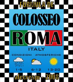 Formula Dé: ITALY SERIES – Roma Colosseo