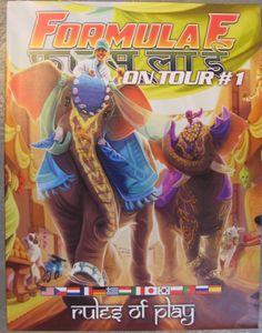 Formula E: Double Track Expansion
