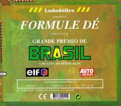Formule Dé Circuit ? 10: GRANDE PREMIO DE BRASIL – Circuito do Interlagos