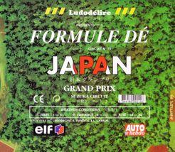 Formule Dé Circuit ? 11: JAPAN GRAND PRIX – Suzuka Circuit