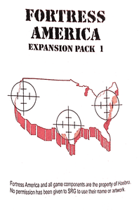 Fortress America: Expansion Pack #1