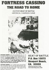 Fortress Cassino: The Road to Rome
