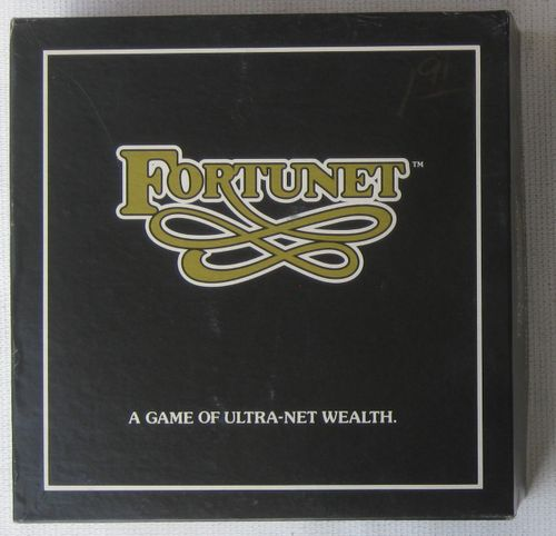 Fortunet: A Game of Ultra-Net Wealth