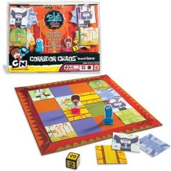 Foster's Home For Imaginary Friends Corridor Chaos Board Game