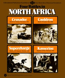 Four Battles in North Africa