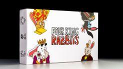 Four King Rabbits