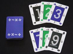 Four Operations Math Deck