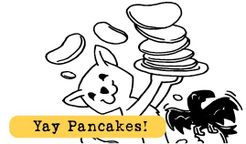 Fox and Crow in: Yay Pancakes!