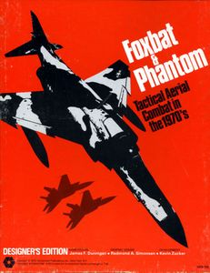 Foxbat & Phantom: Tactical Aerial Combat in the 1970's