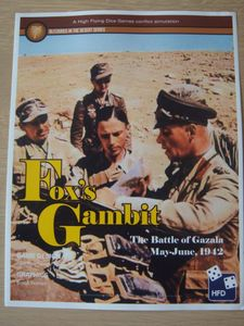 Fox's Gambit: The Gazala Campaign