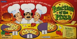 Fraction of the Pizza Game