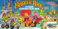 Fraggle Rock Doozer Construction Game
