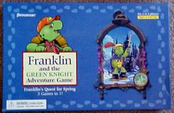 Franklin and the Green Knight Adventure Game