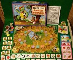 Franklin's Treasure Hunt Game