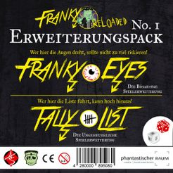 Franky Expansion pack No. 1