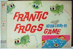 Frantic Frogs