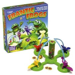 Frantic Frogs