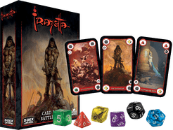 Frazetta: Card & Dice Battle Game