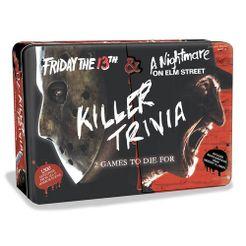 Freddy Vs Jason Killer Trivia Game