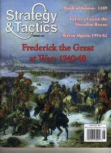 Frederick's War: War of the Austrian Succession, 1741-48