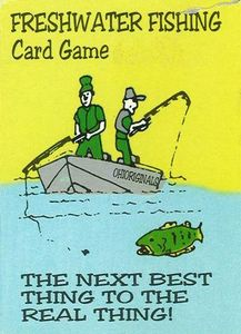 Freshwater Fishing Card Game