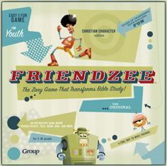 Friendzee: Christian Character Edition