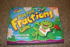 Frog Pond Fractions Game