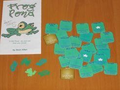 Frog Pond: Lily Pads of Doom