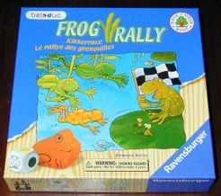 Frog Rally