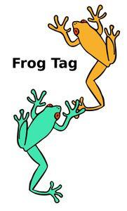 Frog Tag