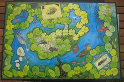 Frogabout boardgame