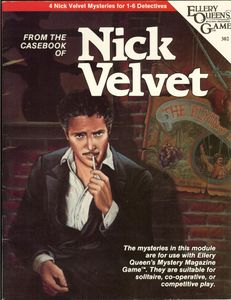 From the Casebook of Nick Velvet