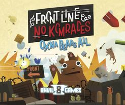 Front Line No Komrades: Oxna Bears All