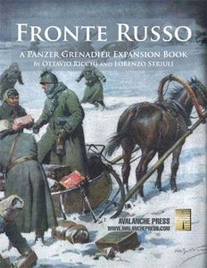 Fronte Russo: A Panzer Grenadier Expansion Book