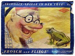 Frosch und Fliege