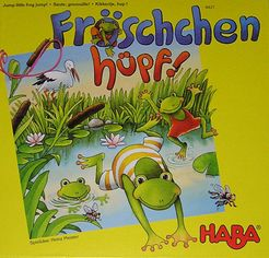 Fröschchen, hüpf!