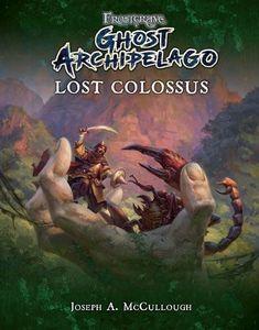 Frostgrave: Ghost Archipelago – Lost Colossus