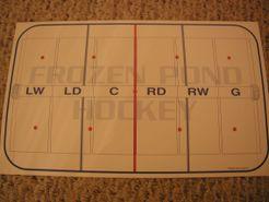 Frozen Pond Hockey