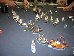 Full Sail: Fleet Actions in the Deep Ocean