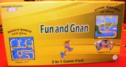 Fun and Gnan: 2 in 1 Game Pack