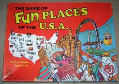 Fun Places of the U.S.A.