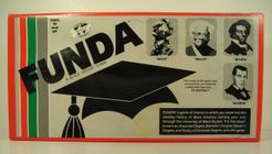 FUNDA Black History Boardgame