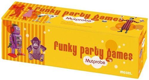 Funky Party Games: Mutprobe