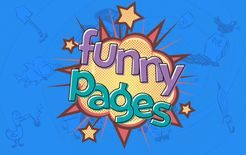 Funny Pages: A Comical Puzzle Game