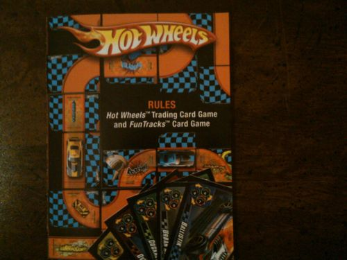 FunTracks Card Game