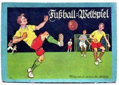 Fußball-Wettspiel